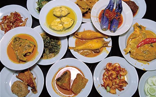 インドネシア:パダン料理