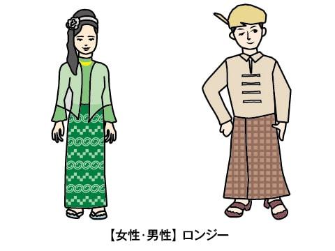 トラディショナルスタイル Asean Pedia
